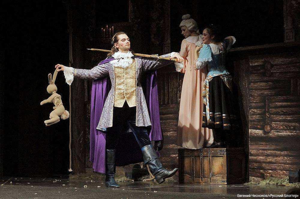 Театр кукол имени Образцова