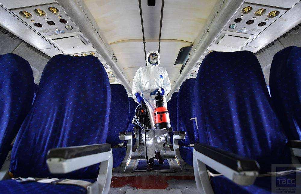 В аэропорту Владивостока отработали встречу пассажира, заболевшего лихорадкой Зика