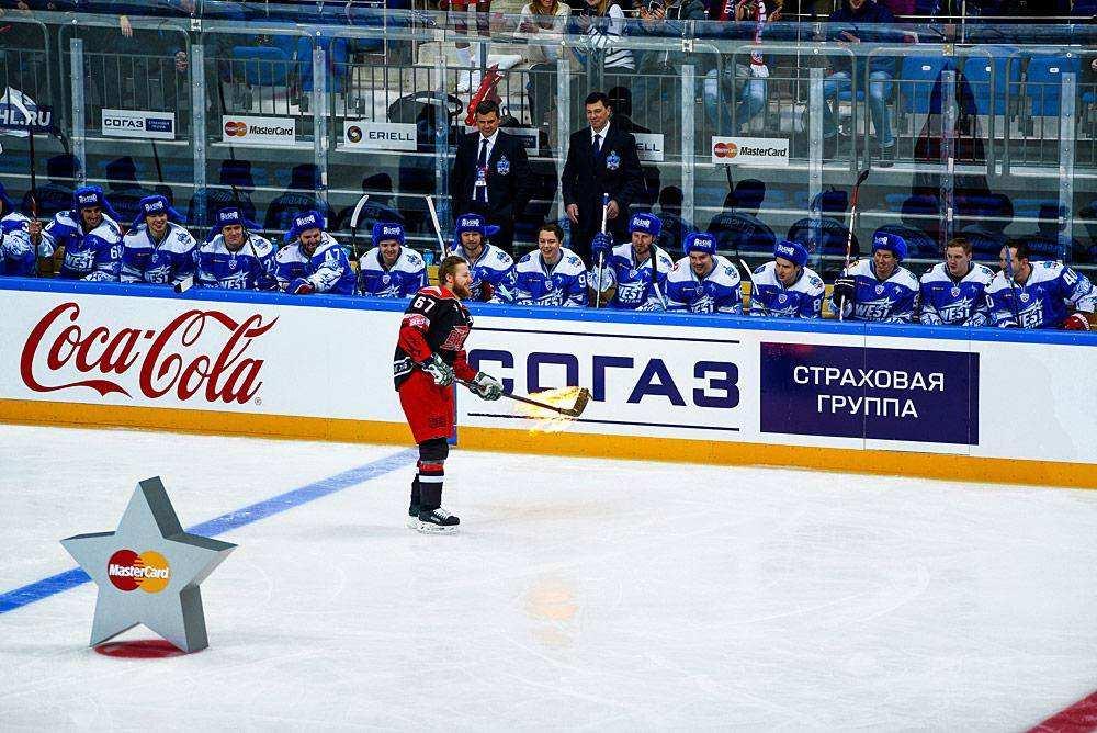 Матч Звезд КХЛ 2016