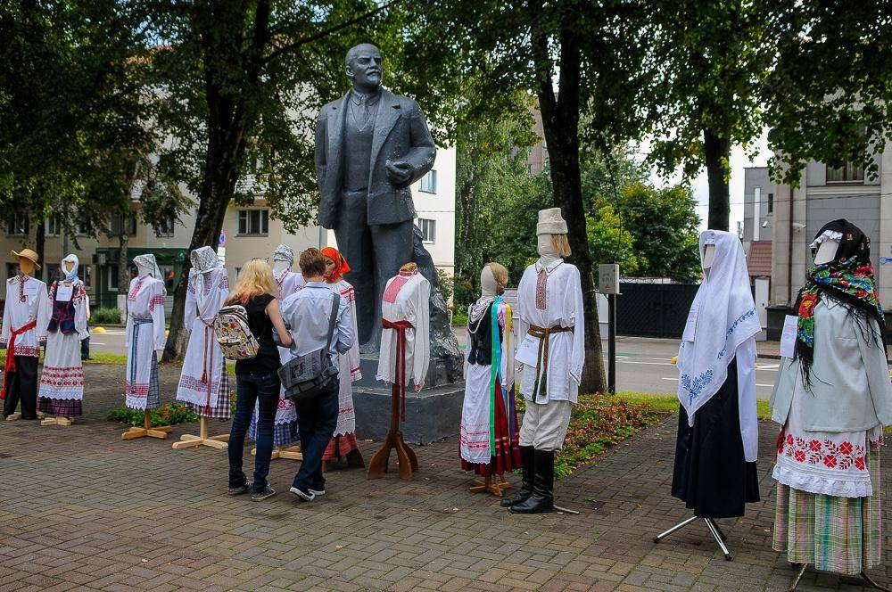 Дни белорусской письменности в Полоцке