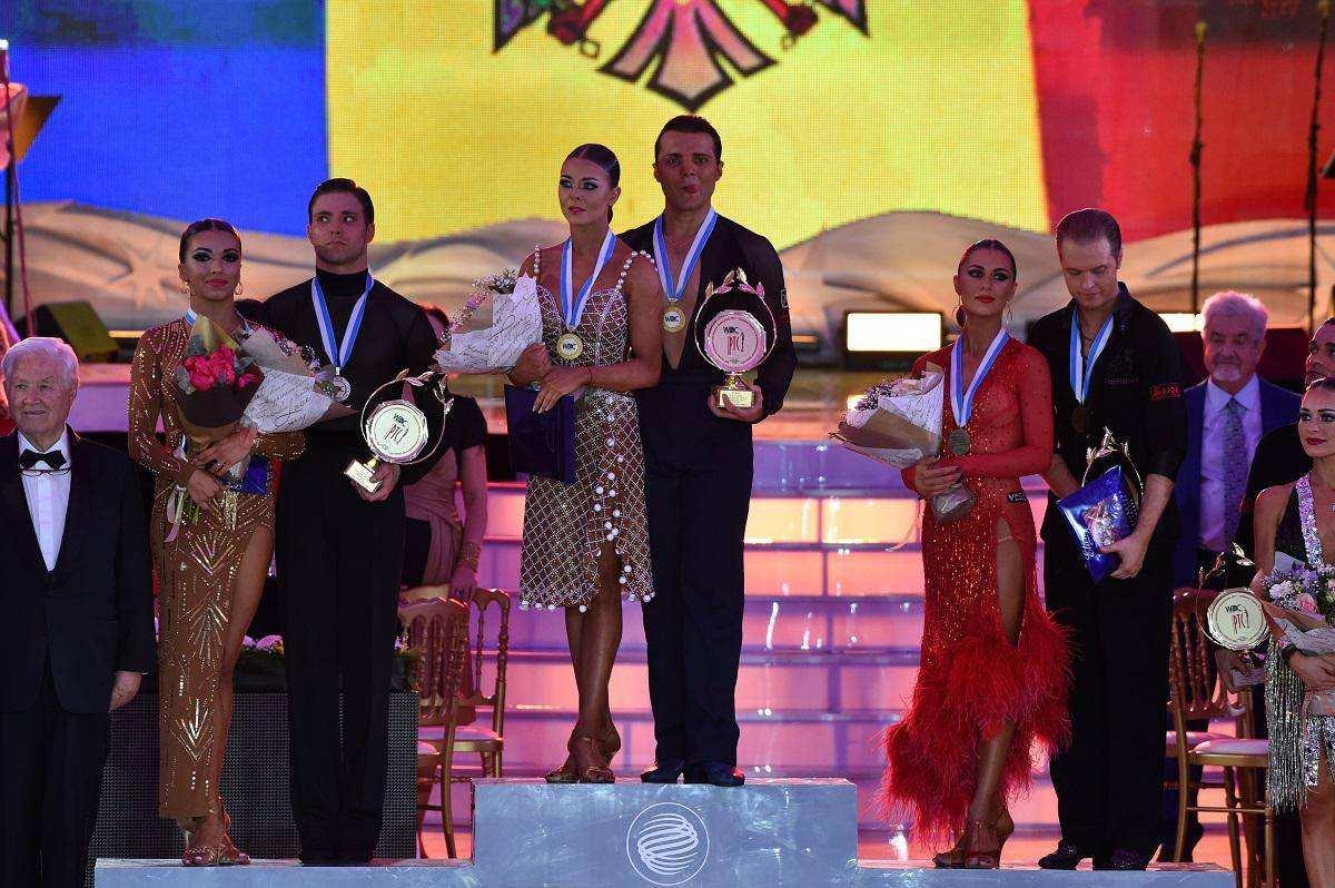 Чемпионат Европы по латине