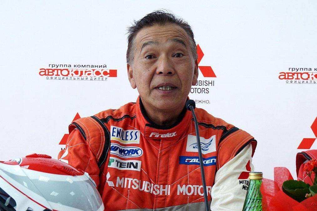 Тулу посетил Хироши Масуока