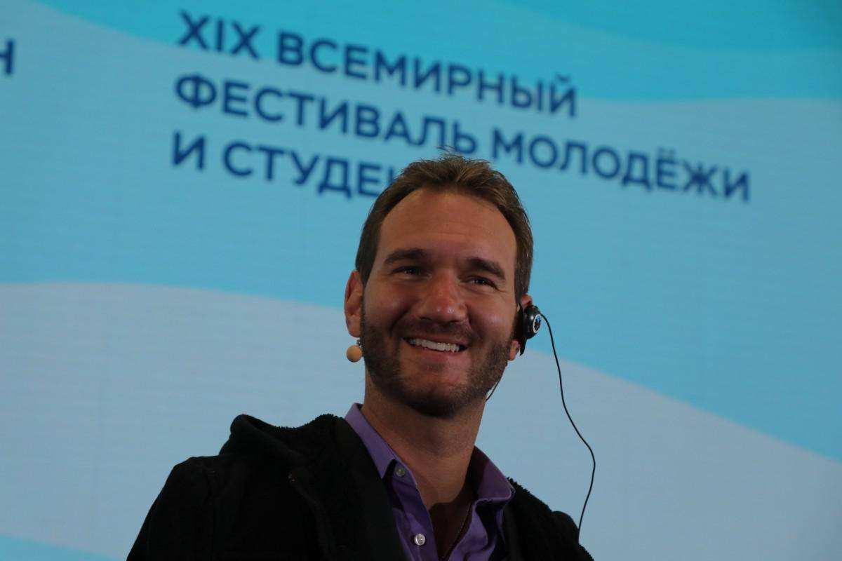 Ник Вуйчич