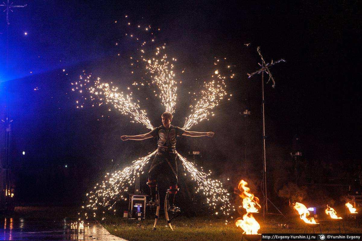 «Ночь света» в Гатчине