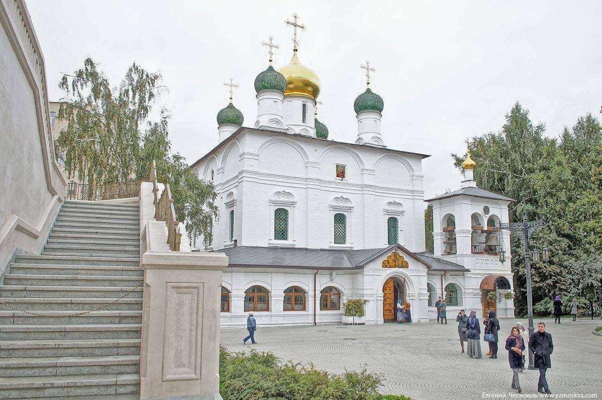 На Сретенке открывается новый храм