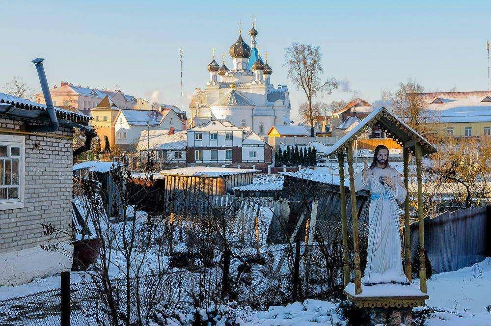 Путешествие по Беларуси. Поставы