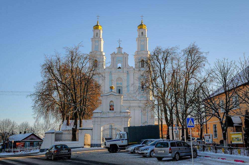 Путешествие по Беларуси. Глубокое