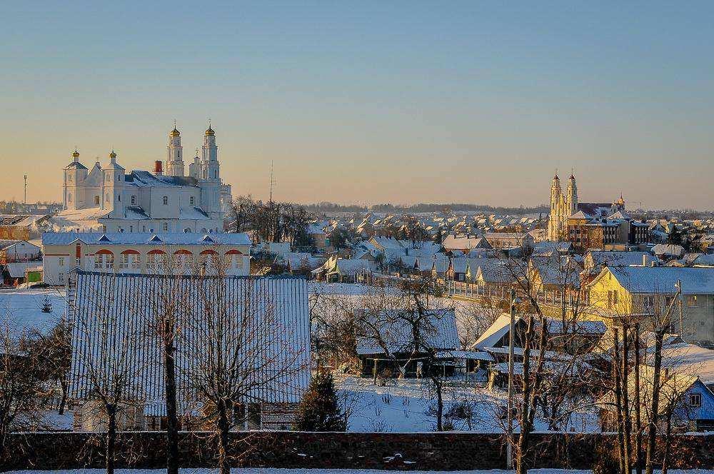 Путешествие по Беларуси