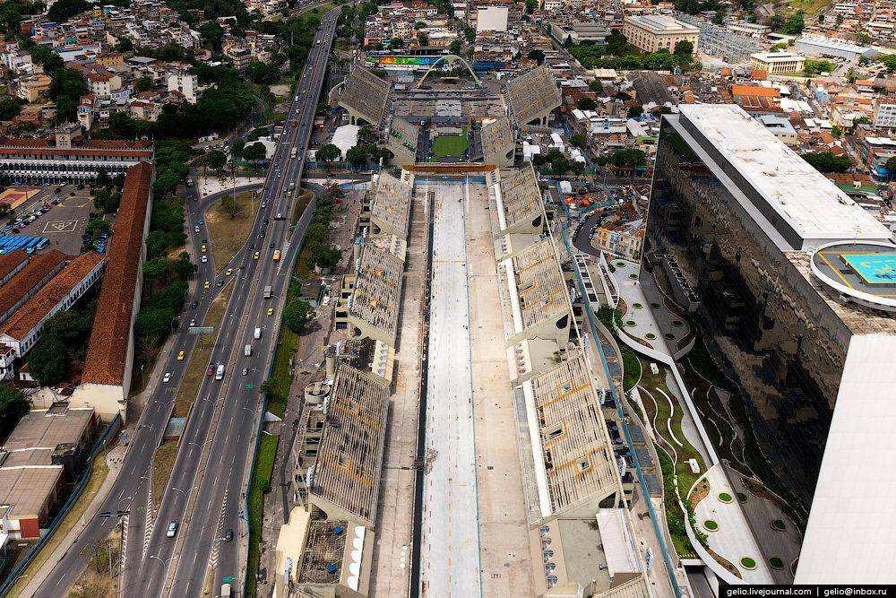 Рио-де-Жанейро с высоты