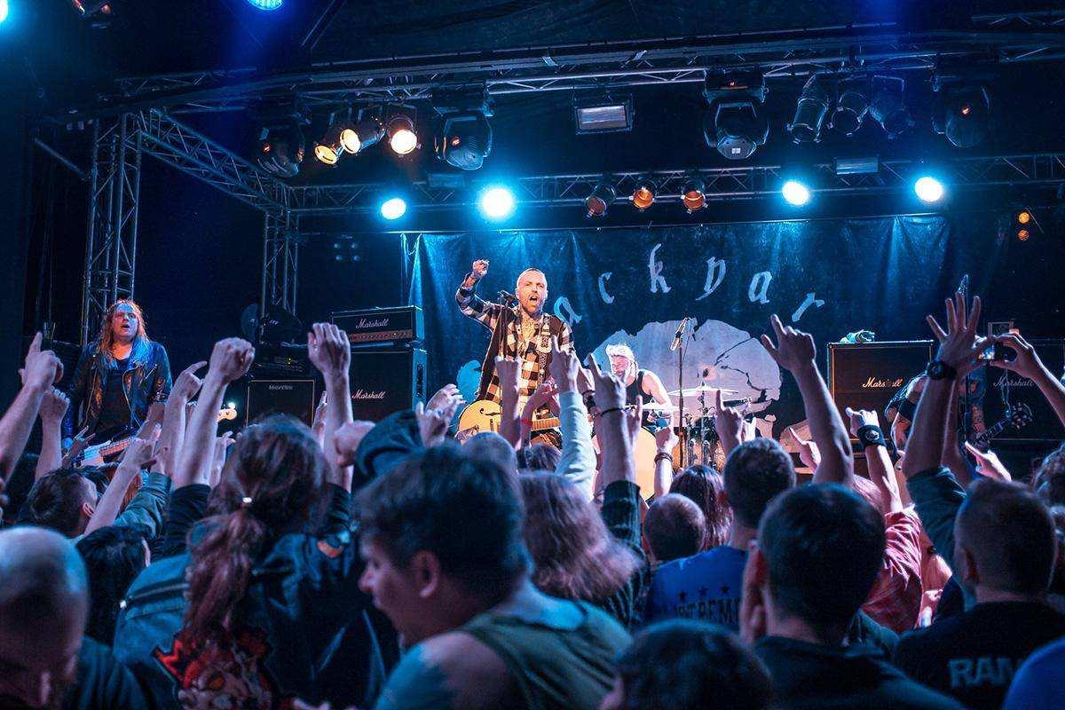 Рок-концерт секс на сцене