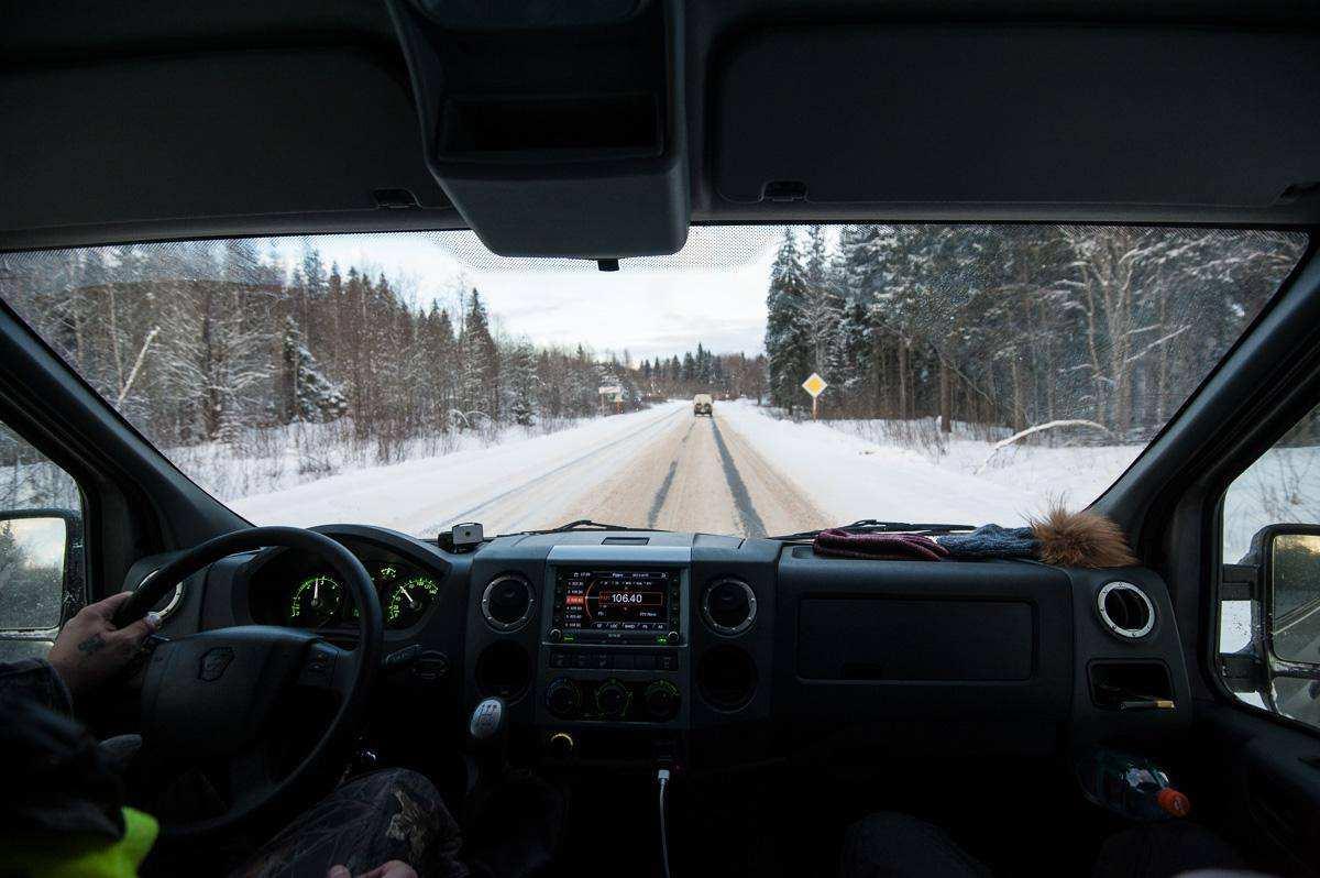 Ралли-рейд Северный лес 2017