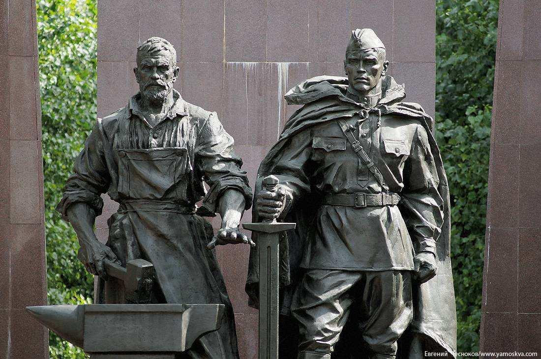Картинки памятники воинам великой отечественной войны