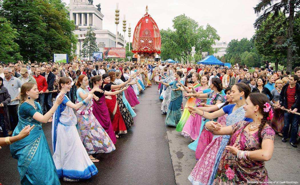 Фестиваль «India day 2018»