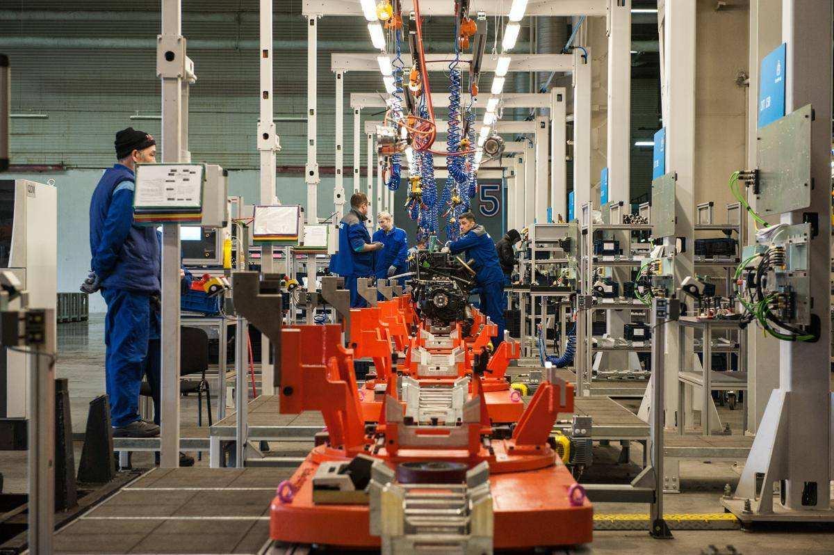 Завод камаз конвейер сборка фольксваген транспортер тюнинг фар