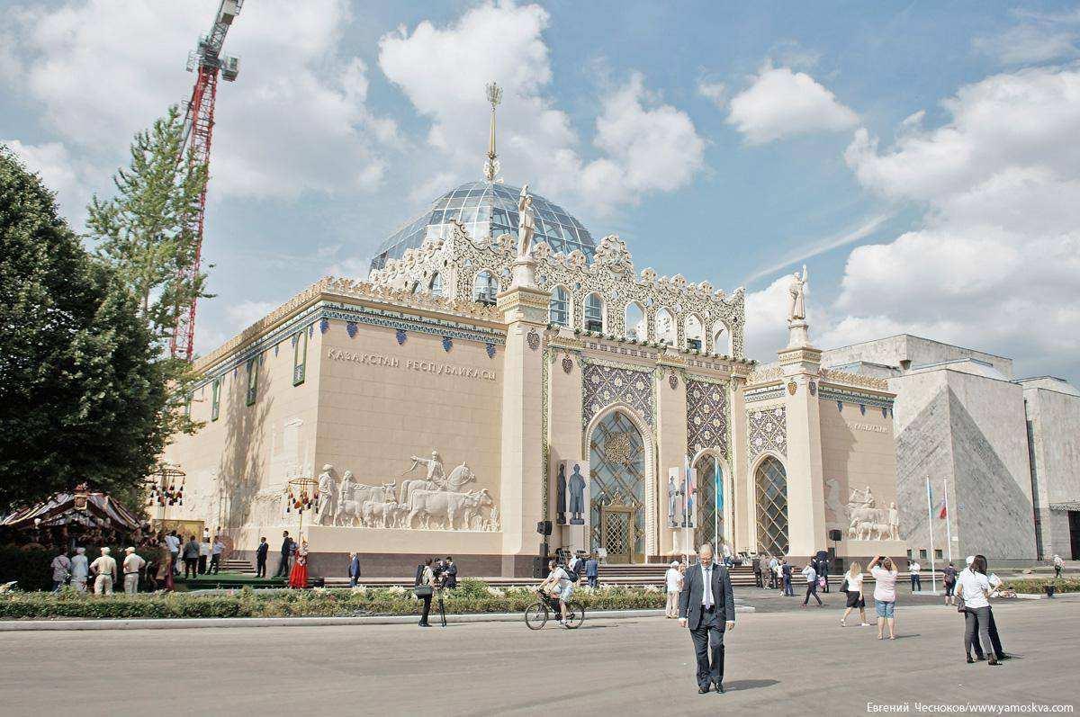 Казахстан возвращается на ВДНХ