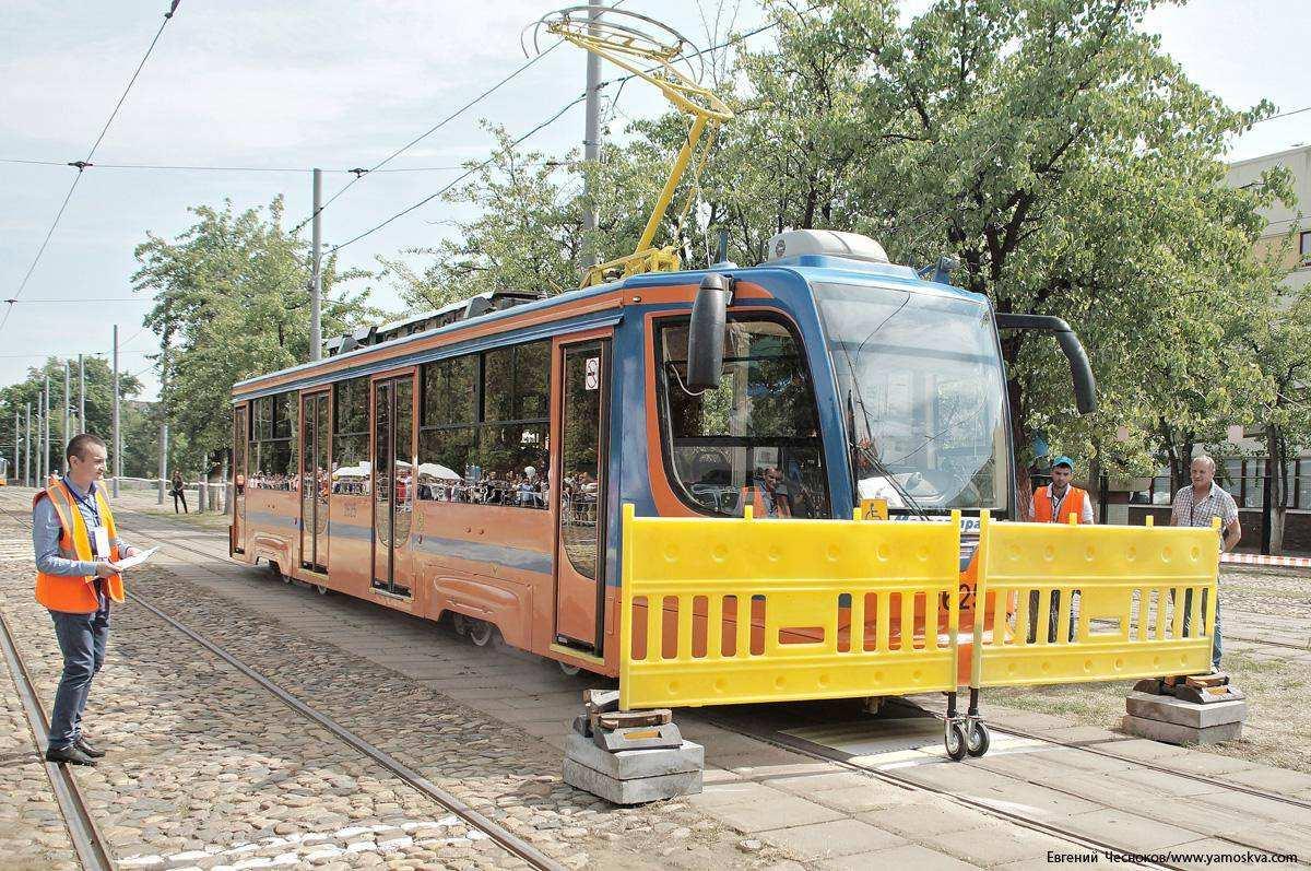 Форум профессионального мастерства водителей трамвая