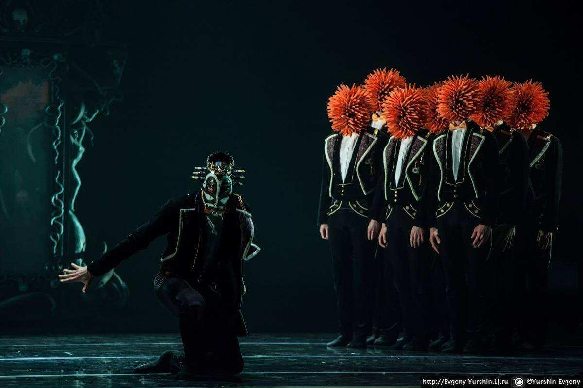 Щелкунчик из Большого театра Женевы