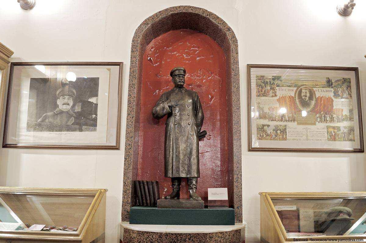 сталин-театр