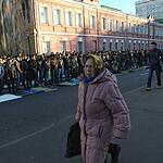 Курбан-байрам у соборной мечети в Москве