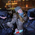 24 человека задержаны на оппозиционной акции