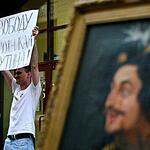 В Москве отметили юбилей Ходорковского