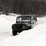 В Истринском районе прошел автокросс