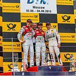 Этап Deutsche Tourenwagen Meisterschaft на Moscow Raceway