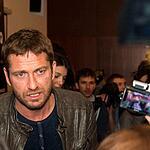Джерард Батлер и Аарон Экхарт привезли в Россию фильм «Падение Олимпа».