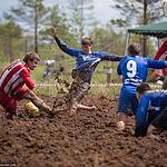 Футбол на болотах