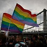 Геи подрались с националистами в закрытом гайд-парке