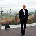 Харрисон Форд в Москве