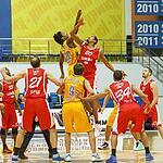 Баскетболисты «Химок» обыграли «Академиков» из Софии