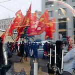 Всероссийская акция протеста против роста цен и тарифов