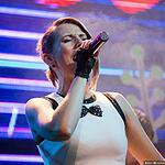 Lenka выступила в Москва Hall