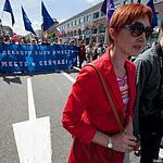 Марш против палачей