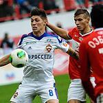 Спартак - ЦСКА 3:0
