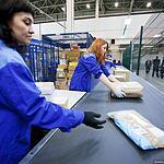 Новый логистический центр «Почты России»