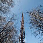 Радиовышки в Электростали