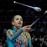 Гран-при по художественной гимнастике в Москве