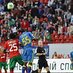 «Локомотив» — «Ростов»