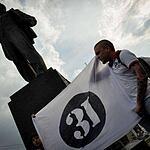 Акция Стратегия-31 на Триумфальной площади