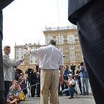 Жириновский и Дегтярев подарили США чистый флаг и новые трусы