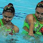 Универсиада, синхронное плавание