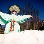 Московские язычники «закликают» весну