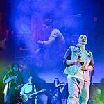 Концерт Влади в зале «Мир»