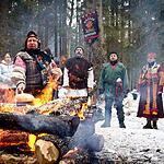 Язычники справили Новый год — Комоедицу