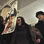 В метро задержаны защитники узников «Болотной»