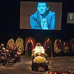 Прощание с народным артистом России Валерием Золотухиным