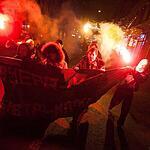 Акция в годовщину митинга оппозиции 5 декабря