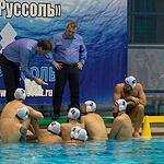 Астраханское «Динамо» принимало ватерполистов молодёжной сборной Москвы